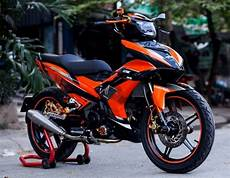 Modifikasi Mx King 150 by 50 Gambar Modifikasi Yamaha Mx King 150 Gagah Sporty