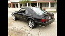 1989 mustang 5 0 lx very clean youtube