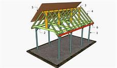 Pavillon Selber Bauen Anleitung Timber Frames Outdoor