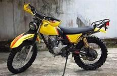 Megapro Modif Trail Klasik by Kumpulan Modifikasi Honda Megapro Ridergalau