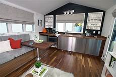 small home with smart use of space intel builds high tech tiny house the smart house of