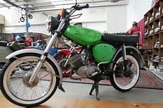 Simson S 50 B2 1978 Duesen Trieb