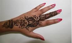 Gambar Henna Keren Dan Simple
