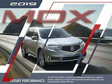 2019 acura mdx the premium family size suv choice in the