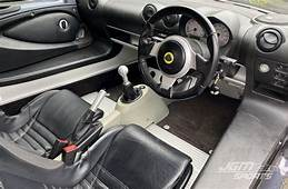 2008 S2 LOTUS ELISE S TOURING PACK CHEAPEST AIRBAG DASH