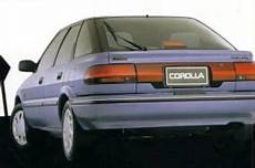 books about how cars work 1992 toyota corolla user handbook toyota corolla 1992 price specs carsguide