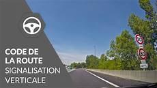 Code De La Route La Signalisation Verticale