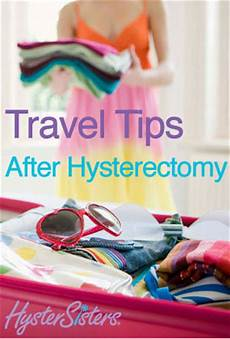 swelly belly after laparoscopy traveling after hysterectomy airplanes hysterectomy forum
