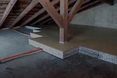 Dachbodendämmung Mit Styropor - dachboden caparol