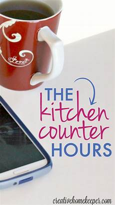 Kitchen Counter Gifts by The Kitchen Counter Hours Creative Home Keeper