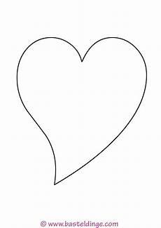 Malvorlage Geschwungenes Herz Gro 223 E Und Kleine Herz Vorlagen Basteldinge