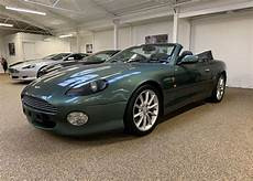 used aston martin db7 vantage volante 2000 for sale by