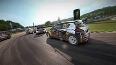 dirt 4 rallycross dirt 4 rallycross trailer released racedepartment formula 1 motorsport and sim