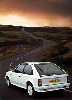 Hatch Heaven 187 Vauxhall Mk1 Astra Gte 1983