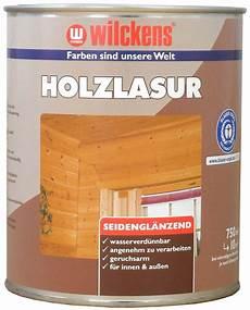 holz lasur wilckens 0 75l holzlasur lf wei 223 holzschutz m 246 bel holz