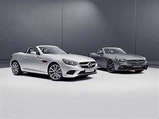 Mercedes Benz SL & SLC Receive Exclusive Designo And