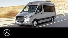 The New Mercedes Sprinter 60 Seconds