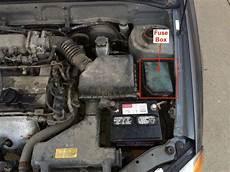 hyundai accent 1995 fuse box 1999 2005 hyundai accent horn will not work your repair