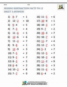 1st grade math sheets subtraction math subtraction worksheets 1st grade