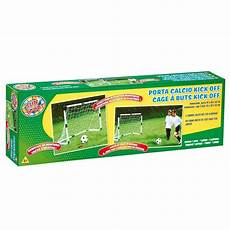 set jeu de foot cage ballon sun sport king jouet