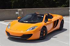 mclaren mp4 12c 2014 mclaren mp4 12c spider stock 4n003488 for sale near vienna va va mclaren dealer for