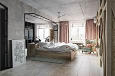 3 inspiring homes with concrete ceilings and wood 3 stylish industrial inspired loft interiors