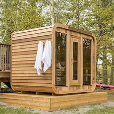 sauna für draußen gartensauna optirelax 174 sauna vista optirelax 174