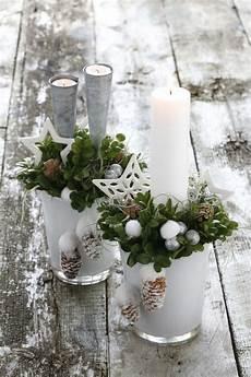 candele decorate per natale candele di natale originali