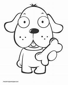 cute dog coloring pages getcoloringpages com