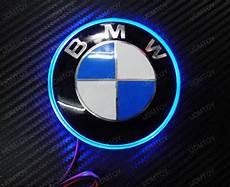 bmw led logos