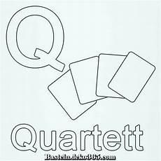 Malvorlagen Weihnachten Quartett Buchstaben Lernen Malbuch Kostenlos Ausmalen Q Z Hd