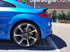 audi tt rs 2017 5 july 2017 autogespot