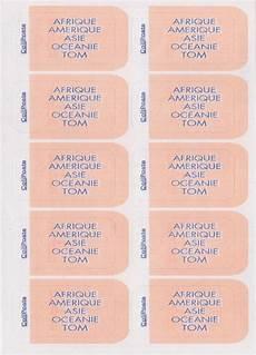 colissimo avec assurance philat 233 lie carnets de quot timbres 224 colis quot coliposte