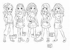 Lego Friends Malvorlagen Lego Friends Coloring Pages Lego Friends Ausmalbilder