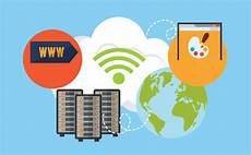 domain name web hosting what s the difference explained