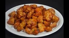 receta de pollo en miel comida china youtube