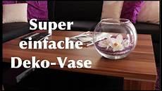Einfache Deko Vase