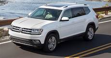 vw atlas reviews review volkswagen atlas carries its weight well