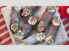 chocolate eggnog cannoli_image