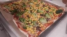 Pizza Selbst Belegt Quot Zutaten Quot