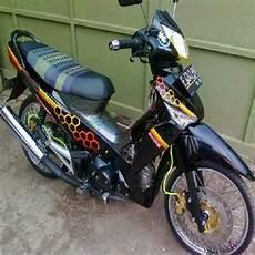 Modif Stiker Supra 125 by Foto Gambar Modifikasi Motor Honda Supra X 125 Supra Fit