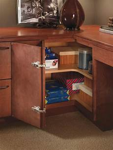 Alternatives To Kitchen Base Cabinets by We Ve Got You Cornered With These Cabinet Storage