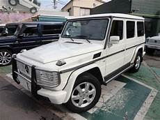 japan used mercedes g class wdc163 suv 2003 for sale 2735146