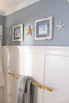 Seaside Bathroom Ideas Boy S Bathroom Refresh Lowescreator Project Pretty