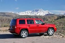 2008 Jeep Patriot Pictures Photos Gallery Motorauthority