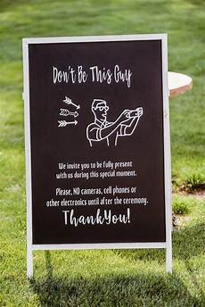 19 Of The Funniest Wedding Signs We Ve Seen