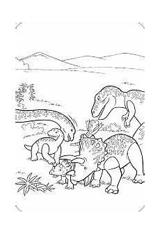 malvorlagen dinosaurier din a4 x schiffer