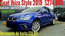 seat ibiza style 2019 azul misterio eduardo seat ventas