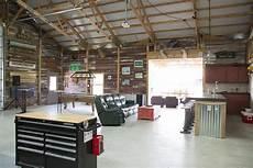 hobby garage morton buildings hobby garage interior in cypress