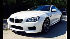 2015 Bmw M6 Gran Coupe Review Exhaust Test Drive